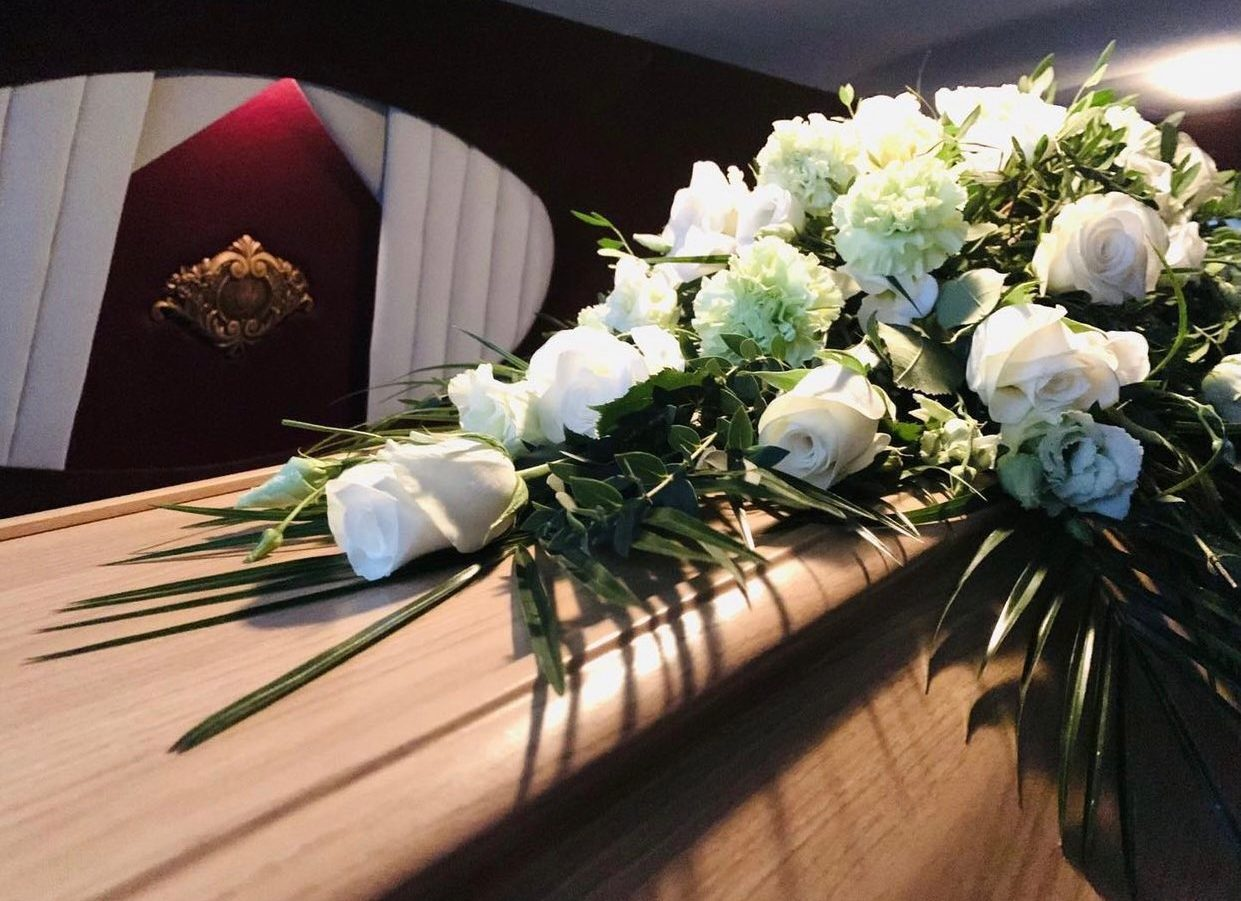 begravelse uten seremoni